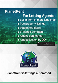 Booklet for Letting Agents